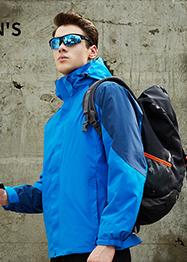 冲锋衣定制yabo2012下载团体秋冬外套工装三合一可拆卸防雨刺绣印字logo35