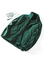 冲锋衣定制班服羽绒刺绣印字logo外套yabo2012下载可拆卸保暖冬防风防雨抓绒衣